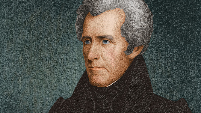 2. Andrew Jackson, seventh president of the United States was born 'somewhere' between the NC and SC border in Western, NC. He is known for his strong defense in the rights of the American people.
