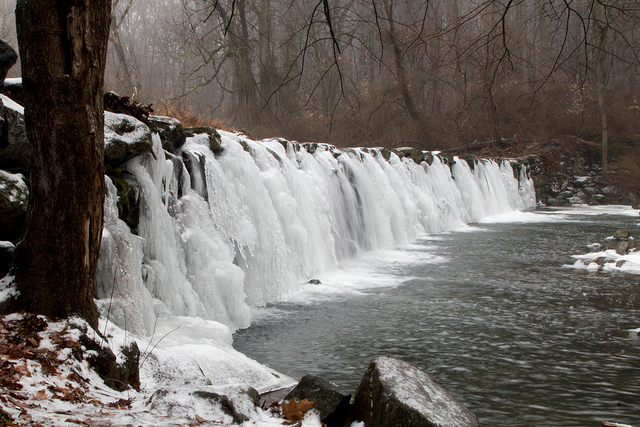 10) Ridley Creek State Park, Sycamore Mills, Dam 11