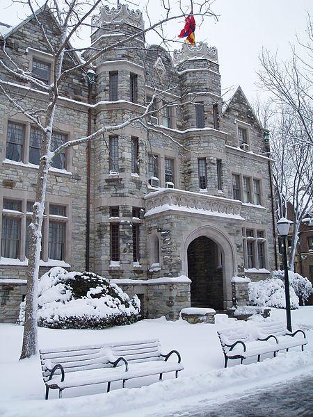 10. Psi Upsilon Fraternity, University of Pennsylvania, Philadelphia