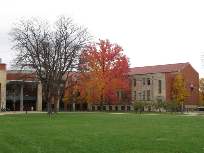 3) When Oberlin College showed the nation that no matter what sex or ethnicity you are you deserve a shot at a college education no matter what sex or ethnicity of people you're around.
