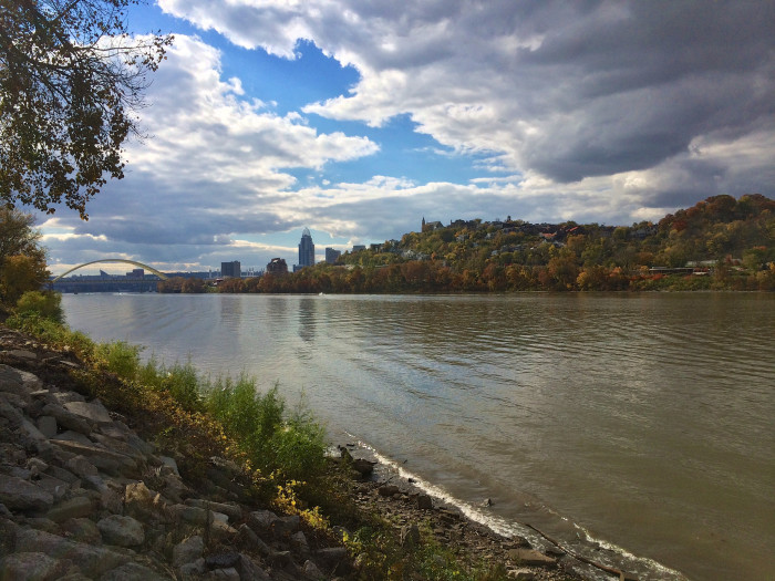 8) The Ohio River: Because we love our state named river the best.