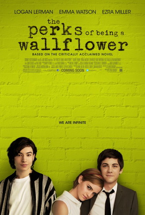 The Perks of Being a Wallflower is based on the coming-of-age novel by the same name, and both are set in Pittsburgh.