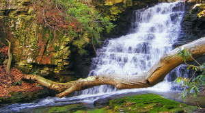 Here Are 20 Gorgeous Waterfalls Hidden in Pennsylvania