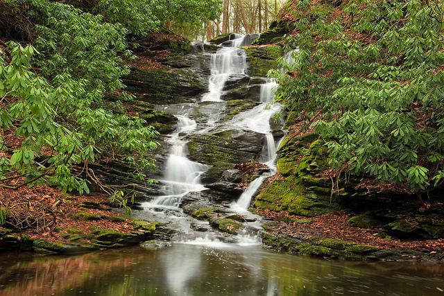 11) Slateford Creek