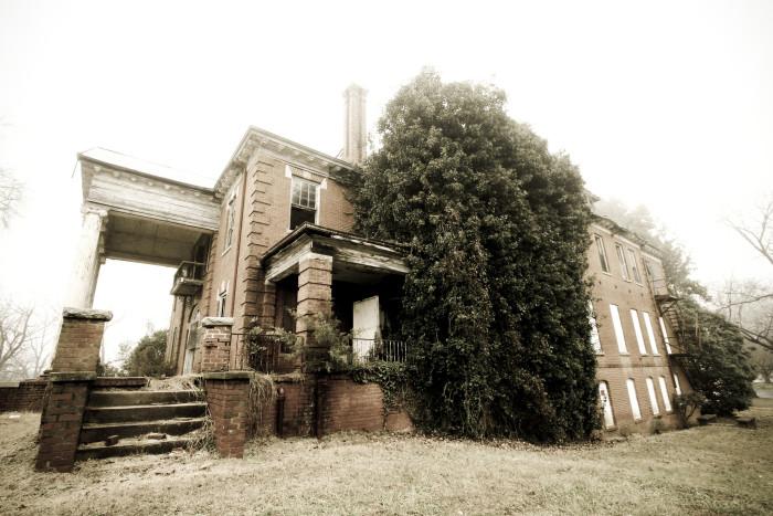 4. Stonewall Jackson Reform School, Concord