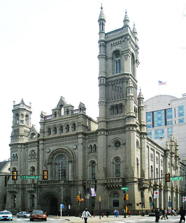 11. Philadelphia Masonic Temple