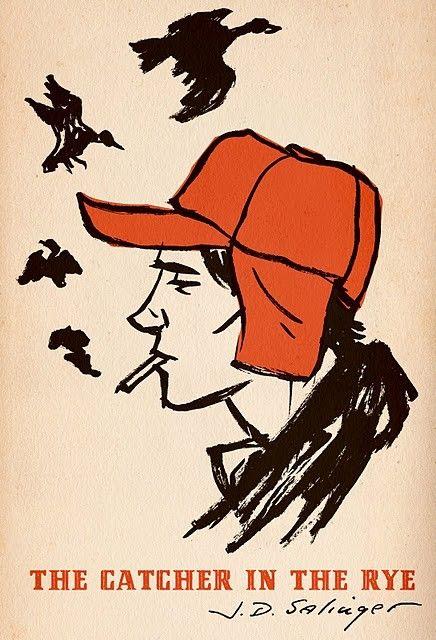 1. The Catcher in the Rye, J.D. Salinger