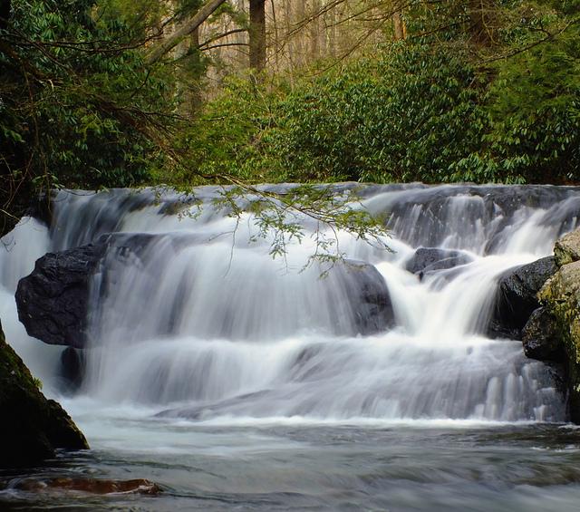 13) Wild Creek Falls, Beltzville State Park, Carbon County