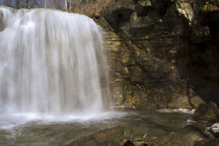 4) Hayden Falls
