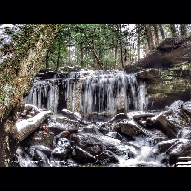 15) Potters Falls, Rockland