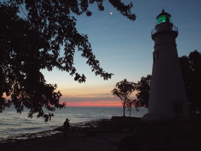 10) Marblehead Lighthouse: Arguably the state's most beloved lighthouse.