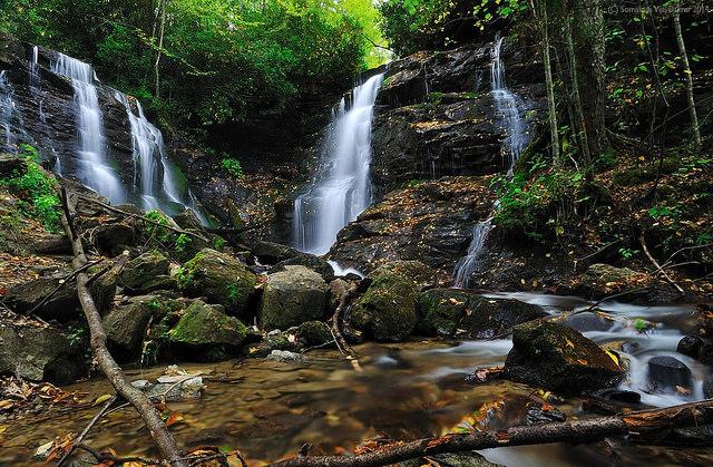 18. Soco Falls, HWY 19, Maggie Valley