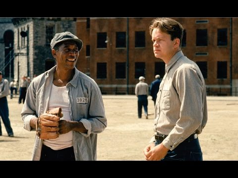 1) The Shawshank Redemption: An absolute classic that was partially filmed in the  state that simply doesn't get enough credit. (Mansfield Reformatory, AKA the Ohio State Reformatory. )