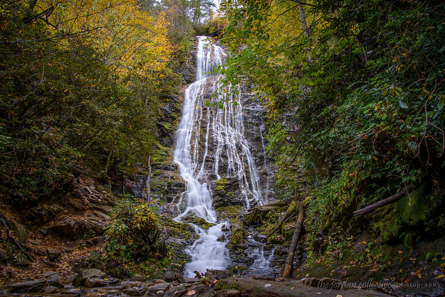 10. Mingo Falls, Cherokee