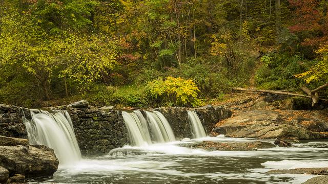 17) Magarge Dam, Fairmont Park, Philadelphia