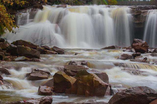 18) Paint Falls, near Windber