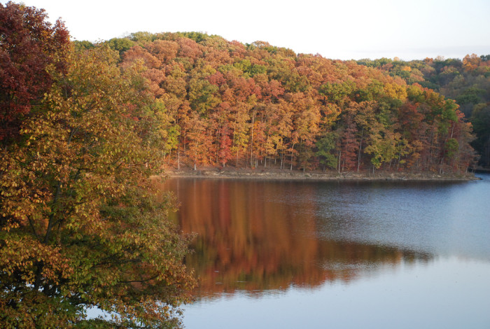 The 12 Most Gorgeous Lakes In Ohio