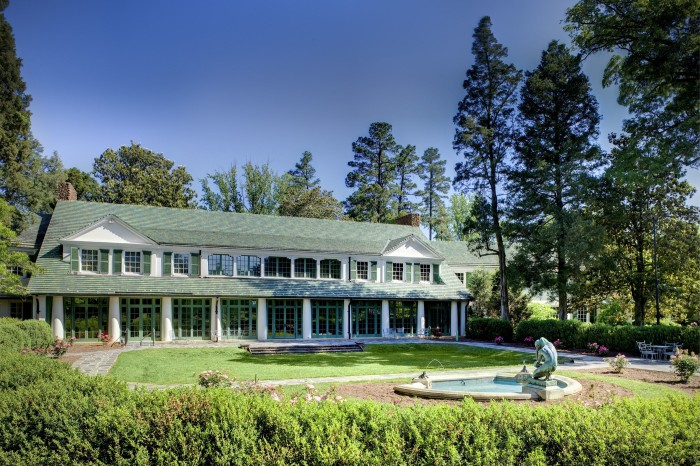 5. See tobacco in a new light at the Reynolda House