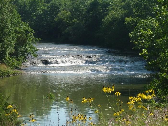 15) Greenville Falls