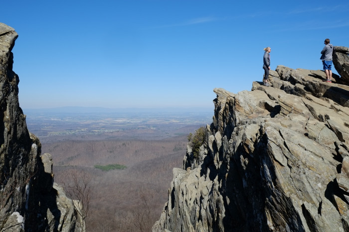 4. Humpback Rock, Afton, Virginia