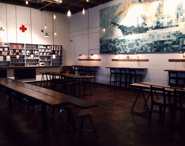 11) With Tennessee rivaling Oregon with it's hipster population, there's no surprise that specialty coffee shops are on the rise. Head over to the nationally acclaimed Barista Parlor or Crema