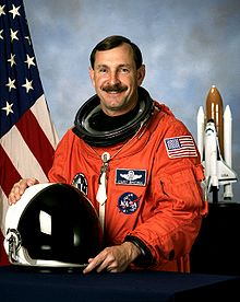 5. North Carolinians go further than just Hollywood, they also go to SPACE, like Elizabethtown born astronaut Curtis 'Curt' Brown.