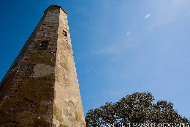 3. Bald Head Island Lighthouse or 'Old Baldy' is the oldest NC lighthouse.