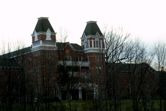 Asylum Sits Close To The Ohio University Campus Where Students And Visitors Alike Often Dare Explore Place Known For Several Paranormal Sightings