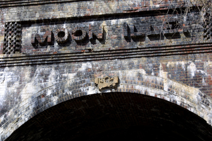 8) Moonville: This ghost town and former mining community is located in Vinton County, where an abandoned railroad tunnel serves as the subject of numerous ghost stories.