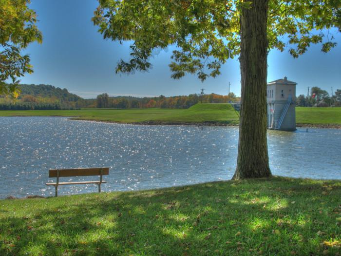 5) Atwood Lake