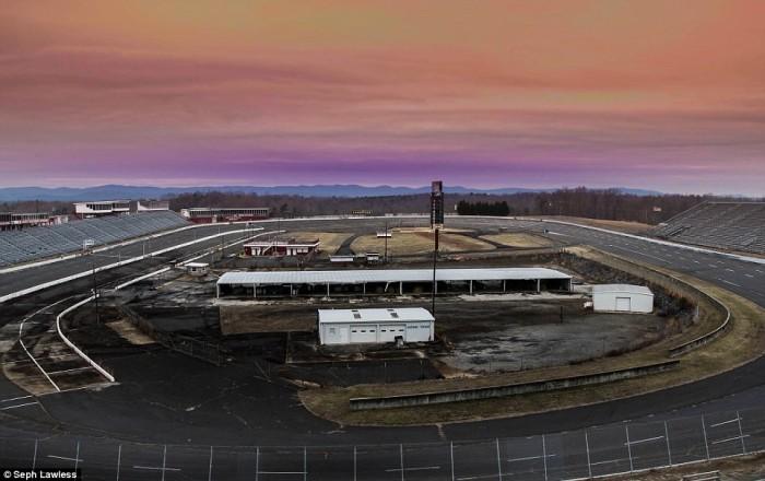 1. North Wilkesboro Speedway
