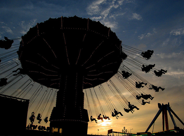 16. It doesn't feel like fall unless you visit the State Fair