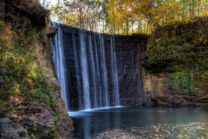 these 16 breathtaking waterfalls are hiding right here in ohio