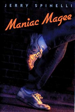 3. Maniac Magee, Jerry Spinelli