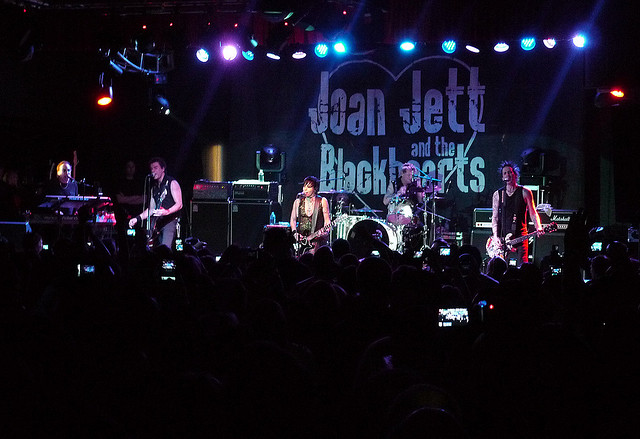 3) Joan Jett