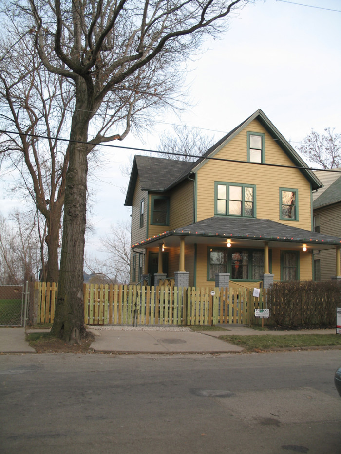 "13) We house the ""Christmas Story"" house."