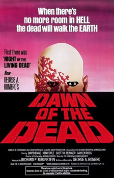 Dawn of the Dead was primarily shot inside the Monroeville Mall, which is right outside Pittsburgh.