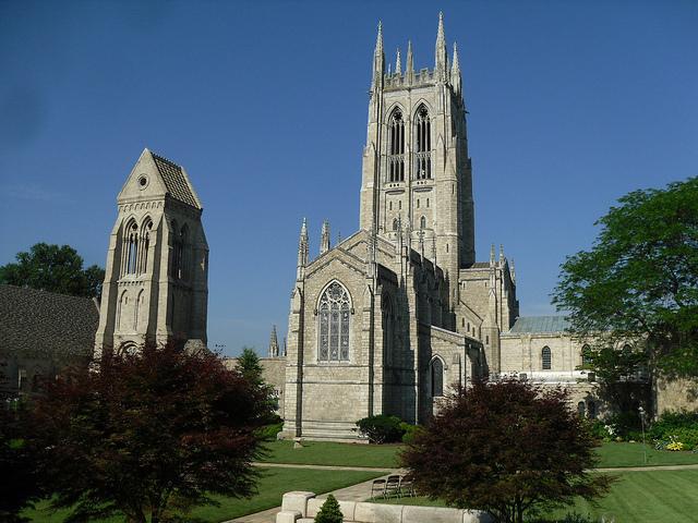 3. Bryn Athyn Cathedral, Bryn Athyn