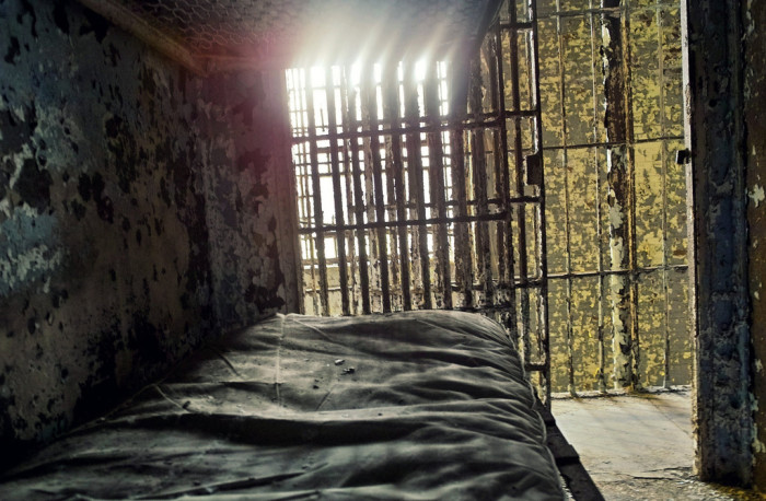 2) Ohio State Reformatory: Commonly and formally known as the Mansfield Reformatory, this historic prison was shut down in the 90s due to prisoner reports of overcrowding and inhume conditions.