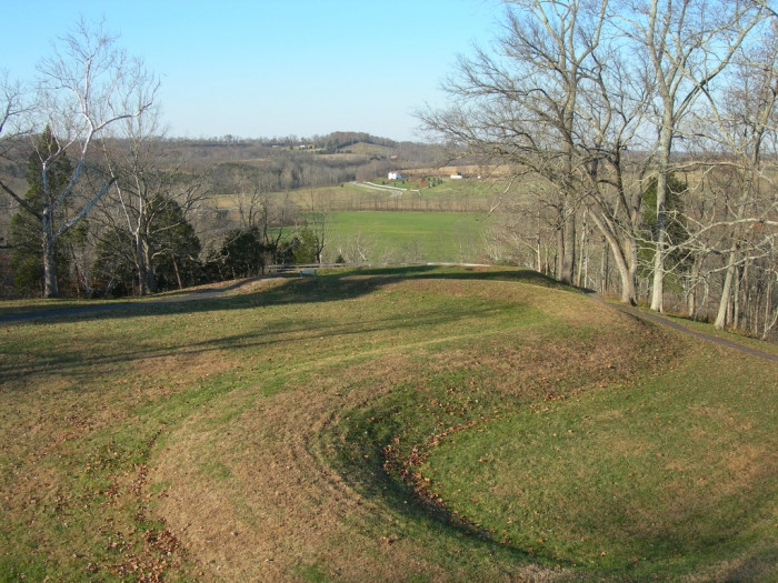 15) Serpent Mound: Because here in Ohio we take mounds to a whole other level.