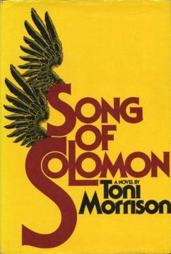 4. Song of Solomon, Toni Morrison