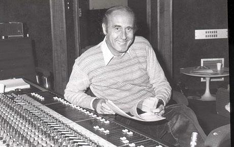 4) Henry Mancini