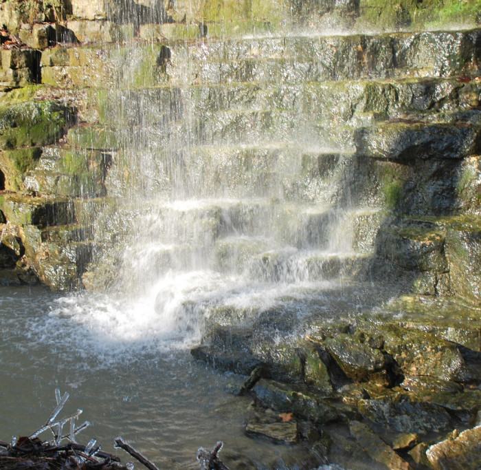 10) Clifton Gorge