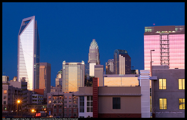 13. Greetings from Charlotte