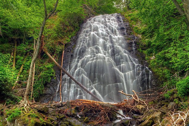 12. Crabtree Falls