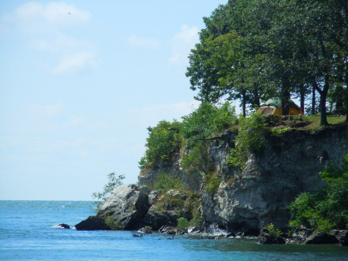 6) Put-In-Bay: Because if you had your very own island you'd show it off too.