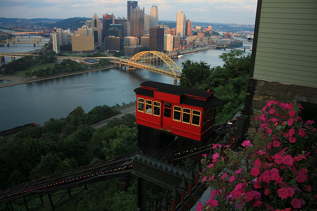 10 Iconic Places Every True Pittsburgher Will Instantly ... |Pittsburgh Iconic Landmarks
