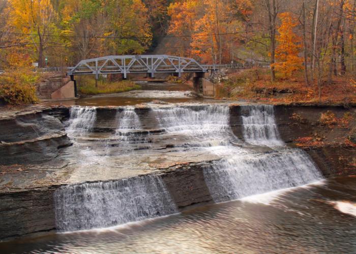 3) Paine Falls