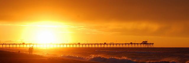 "5. ""Sunrise Silhouette"" by Kathleen and Ryan Rush"