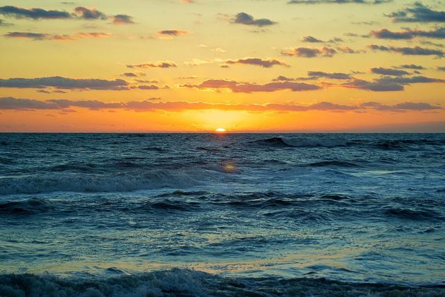 "17. ""Outer Banks Sunrise"" by Karen Blaha"